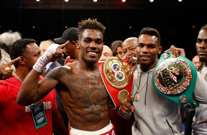 World champion brothers Jermell and Jermall Charlo defend their World titles on September 26th Photo Credit: Forbes.com