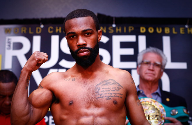 Signing with Matchroom will enable Russell to fight more often. Photo Credit: Beats, Boxing and Mayhem