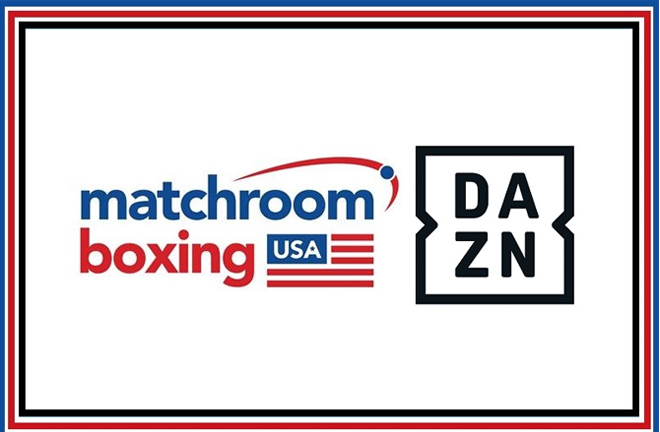 Who will Matchroom sign next? Photo Credit: Matchroom Boxing