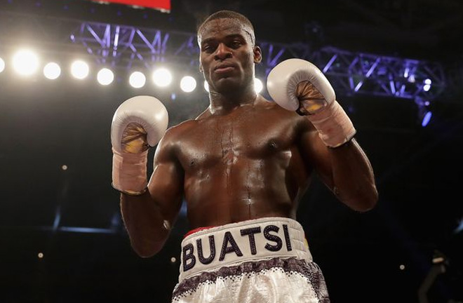 Joshua Buatsi will fight for his first pro title against Ricky Summers. Photo Credit: Liverpool Echo