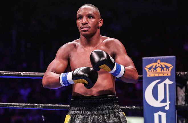 Devon Alexander cannot wait to fight Berto. Photo Credit: Premier Boxing Champions