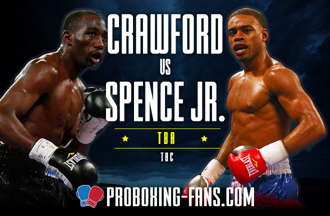 Crawford -Spence potential match up