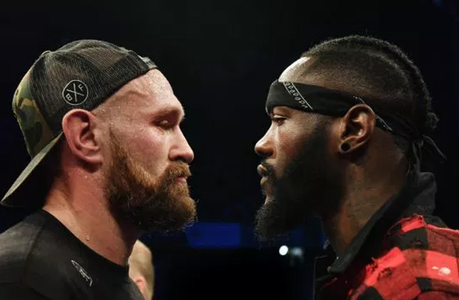Is it the right time for the Fury-Wilder fight? Photo Credit: Metro