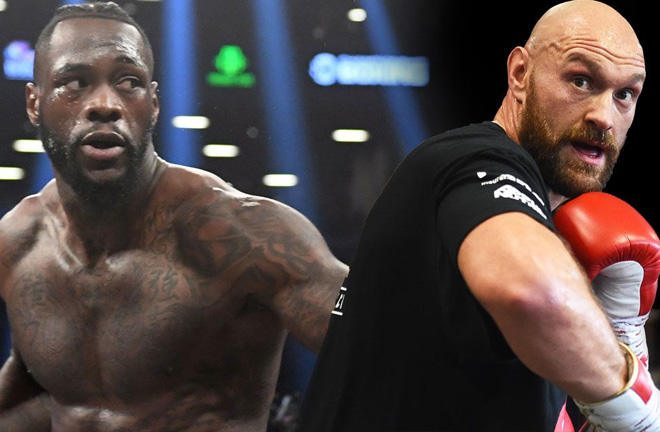 An announcement for Wilder-Fury is imminent. Photo Credit: Daily Mirror