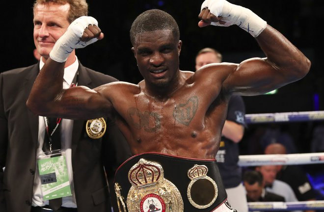 Davies: Catterall is safe until we get in the ring. Photo Credit: Boxing Scene