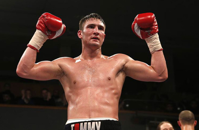 Tommy Langford faces Jason Welborn on Saturday night.