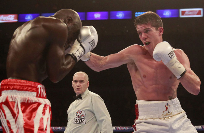 Luke Campbell is looking for revenge on Saturday after his defeat to Mendy back in 2015. Photo Credit: SkySports