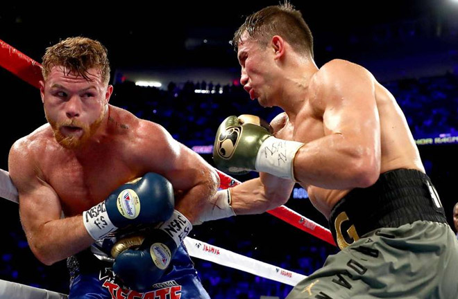 Canelo and Golovkin go again in their highly anticipated rematch on Saturday. Photo Credit: Sporting News