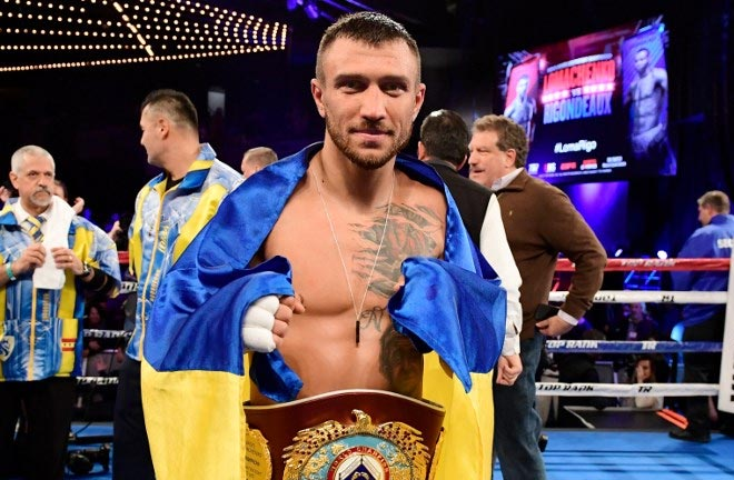 Lomachenko aiming to return to action in December against underdog Jose Pedraza. Photo Credit: Kyiv Post