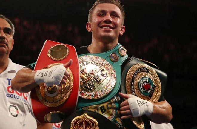 Golovkin lost to Canelo over the weekend in a thrilling fight. Photo Credit: RingNews24