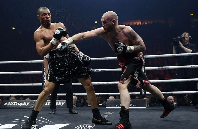 Groves defeated Eubank Jr back in February. Photo Credit: givemesport.com