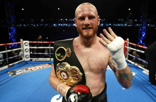 "Groves: ""This will be the pinnacle of my career"" Photo Credit: Boxing News"