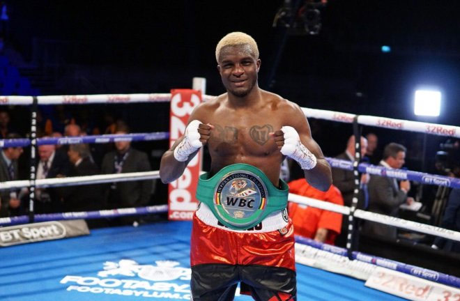 Davies: I'm a fighter not a clown. Photo Credit: Boxing Scene