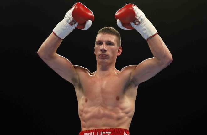 Sam Bowen is ready and raring to go for the 6th October. Photo Credit: Boxing News