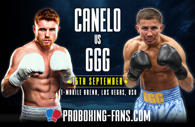 Canelo-Golovkin Fight Preview & Prediction