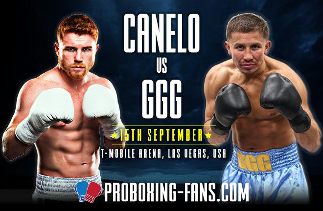 Canelo-Golovkin Fight Preview & Prediction