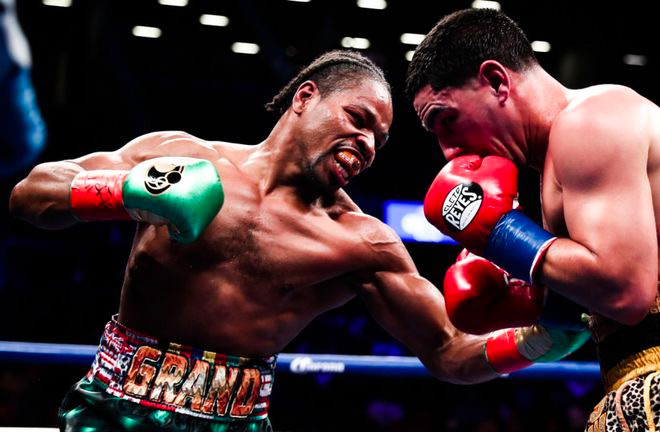 Shawn Porter is the new WBC welterweight world champion. Photo Credit: Sky Sports.