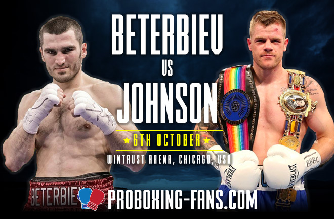 Beterbiev-Johnson Fight Preview & Prediction this Saturday night.