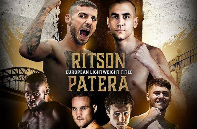 Ritson-Patera Undercard Fight Preview & Prediction. Photo Credit: Sky Sports