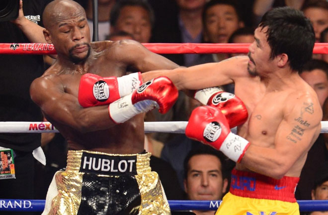 Both fighters are open to a rematch. Photo Credit: CNN.com