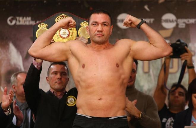 Kubrat Pulev relishing the challenge against Hugie Fury. Photo Credit: Boxing Scene