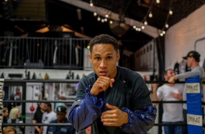 Regis Prograis is ready for Terry Flanagan on Saturday. Photo Credit: Boxing News 24