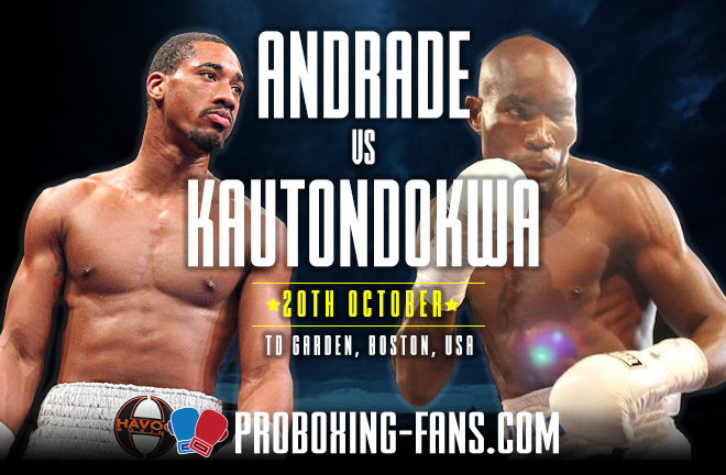 Andrade vs Kautondokwa Fight Preview & Prediction