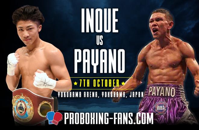 Inoue-Payano Fight Preview & Prediction