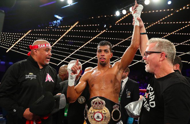 Champion Alberto Machado Calls Out Francisco Vegas for a Puerto Rico vs Mexico Showdown