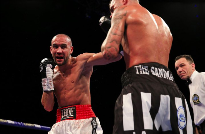 Francesco Patera has made three successive defences of his European title he claimed against Lewis Ritson