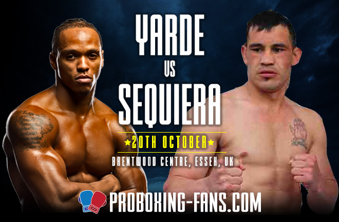 Yarde-Sequeira Fight Preview & Prediction