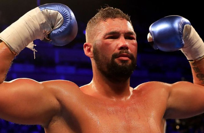 Tony Bellew has confirmed that his fight with Oleksandr Usyk will be his last. Photo Credit: Sky Sports