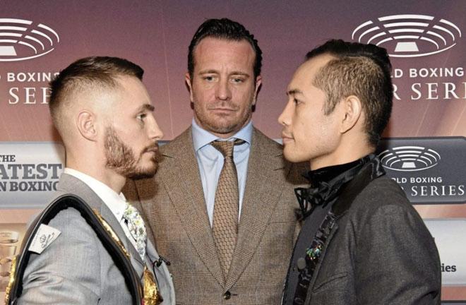 Burnett v Donaire – Big Fight Preview & Prediction. Photo Credit: Irish News