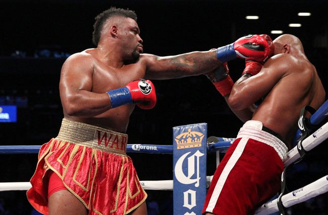 'Big Baby' targeting UK scalp as he prepares for Dinu in Kansas. Photo Credit: Boxing News