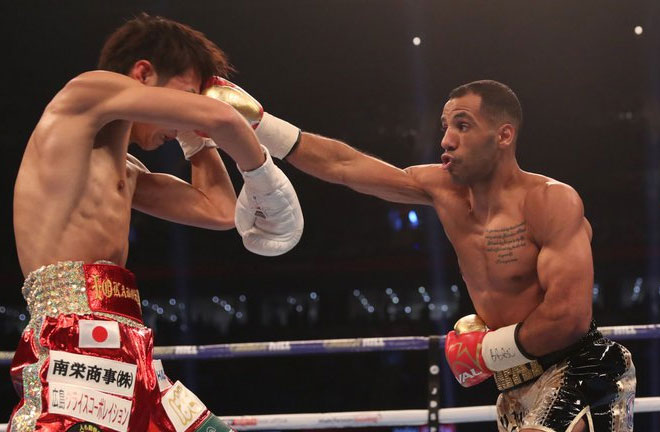 Kal Yafai plans to dominate the super flyweight division. Photo Credit: ringtv.com