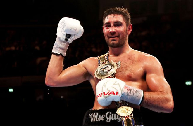 Buglioni takes on undefeated Meng for the IBF Inter-Continental Light-Heavyweight title. Photo Credit: Sky Sports