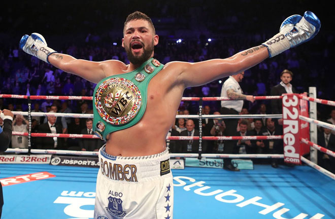 Tony Bellew confirms retirement from boxing. Photo Credit: British GQ