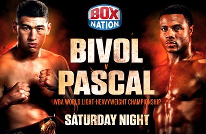 Bivol v Pascal – Big Fight Preview & Prediction. Photo Credit: BoxNation