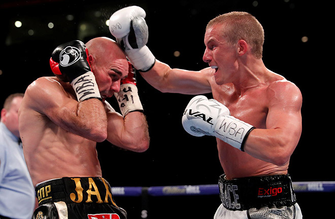 Paul Butler is back in action after a heavy defeat at the O2 Arena in May. Photo Credit: Boxing News