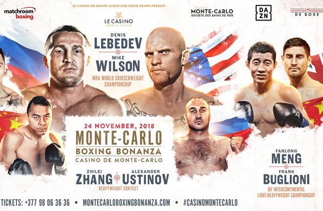 Matchroom Monte Carlo Show – Undercard Previews & Predictions. Photo Credit: Matchroom Boxing