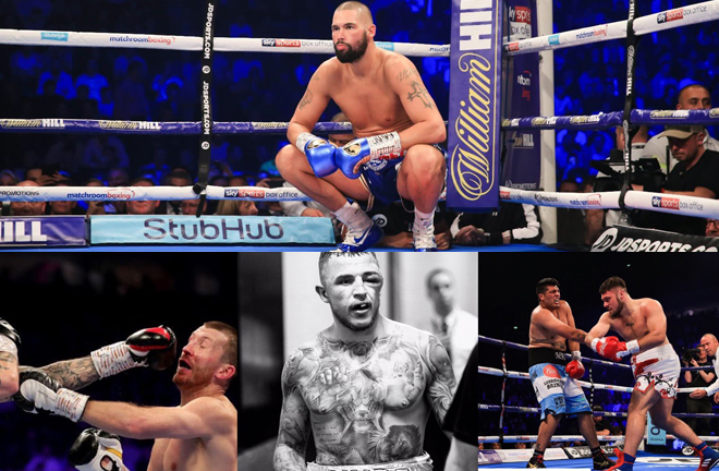 Saturday Night Round Up - Usyk Halts Brave Bellew in Farewell.