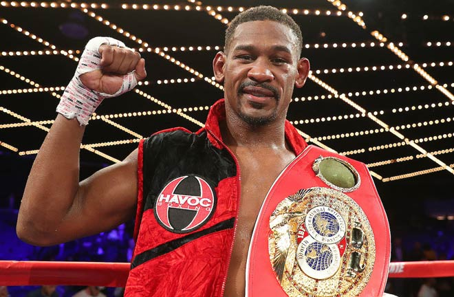 Jacobs I want Canelo. Photo Credit: Matchroom Boxing