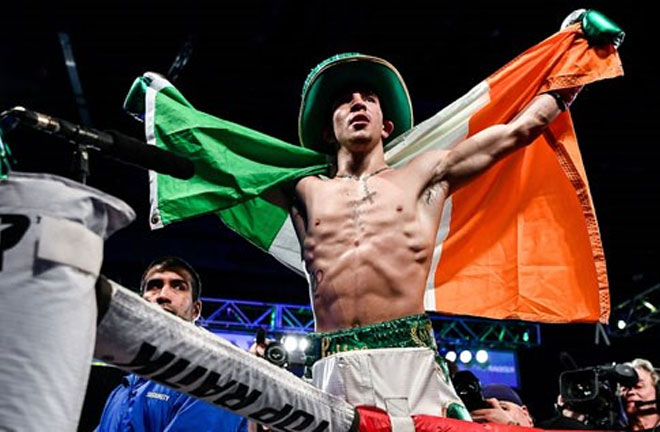 Micheal Conlan meets former two weight Commonwealth Champion, Jason Cunningham this Saturday. Photo Credit: Irish Examiner
