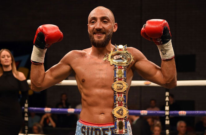 Skeete stunned in Brentwood, Essex. Photo Credit: ESPN.com