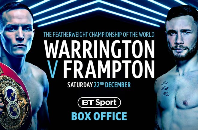 BT Sport Box Office - Undercard Previews & Predictions. Photo Credit: BT Sport