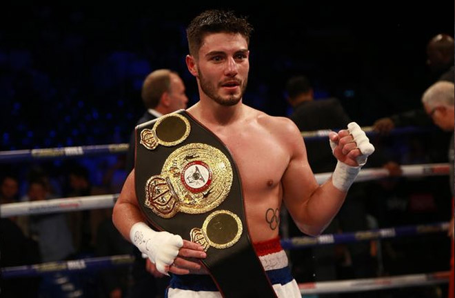 Josh Kelly's European title battle with David Avanesyan was supposed to take place on March 28th Credit: Chronicle Live