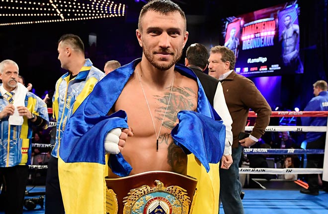 Lomachenko makes his long-awaited return to action against Jose Pedraza this Saturday. Photo Credit: Sporting News