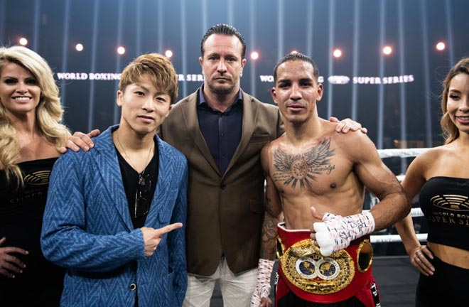 Emmanuel Rodriguez believes he can beat Naoya Inoue. Photo Credit: World Boxing Super Series