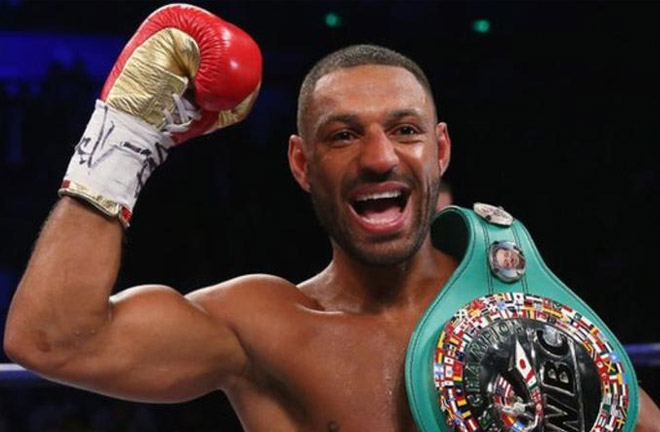 Brook is still hoping a fight against Amir Khan can be agreed. Photo Credit: BBC Sport