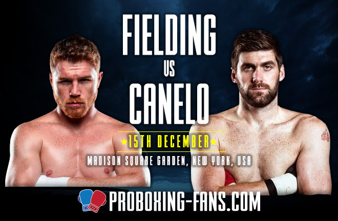 Fielding v Canelo – Big Fight Preview & Prediction